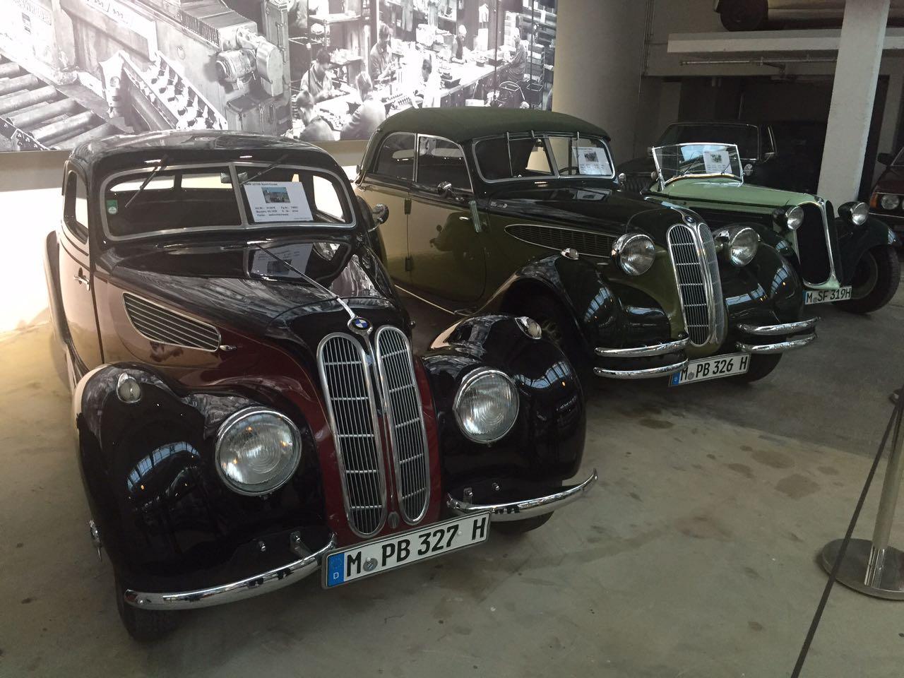 BMW 100 anos Alemanha