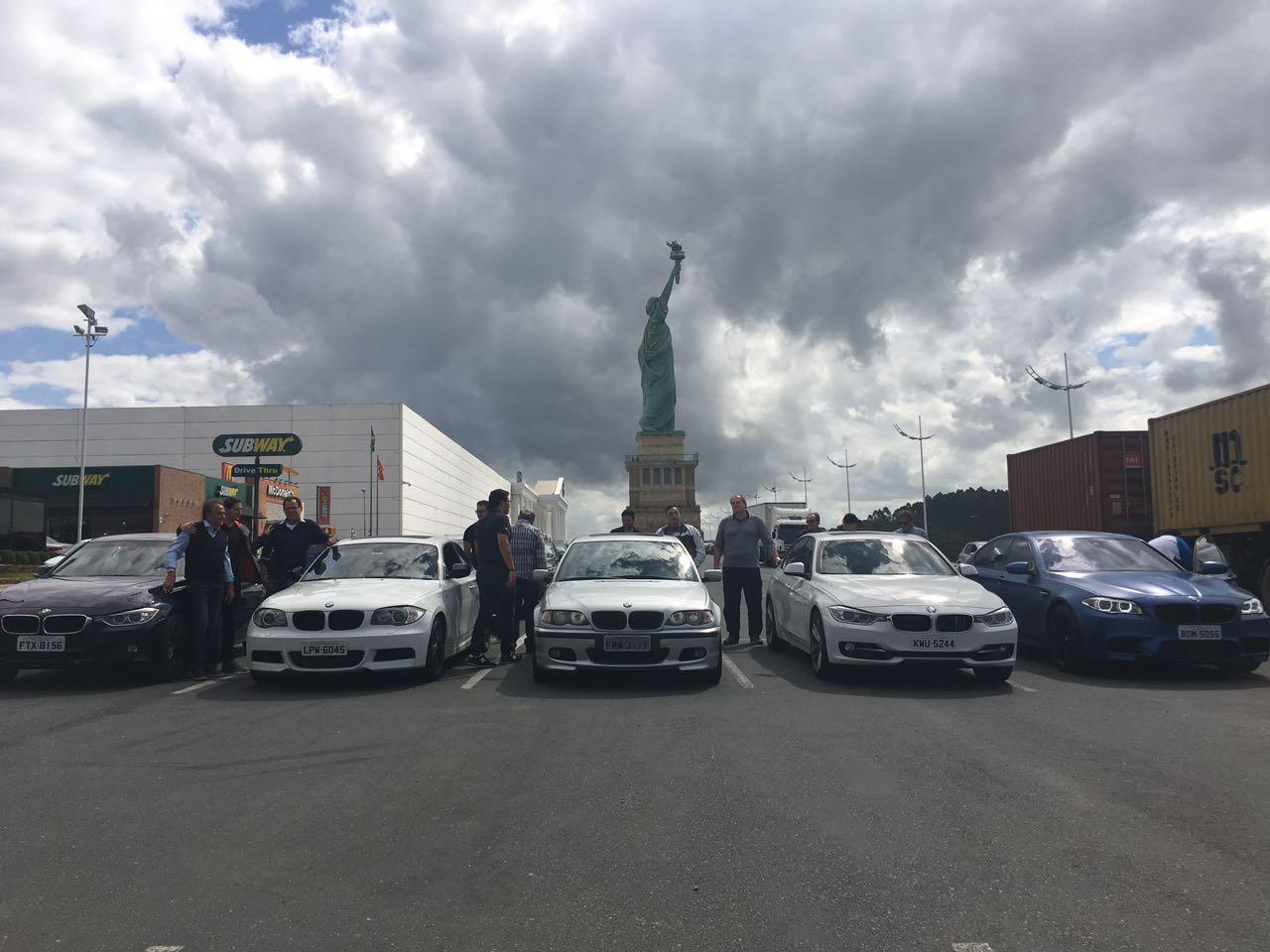 Visita Fabrica BMW Brasil