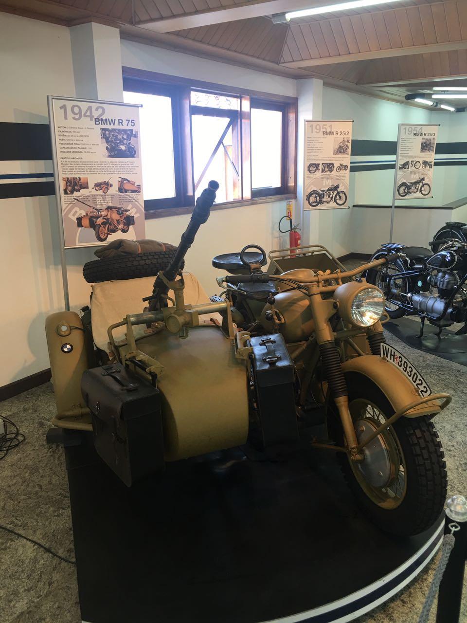 Museu Motos BMW Curitiba