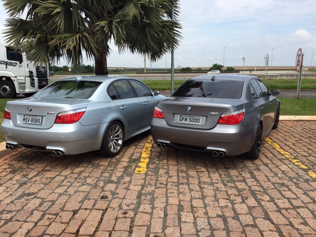 BMW M5  V 10